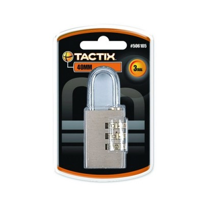 กุญแจ รหัส 506105 40มม TACTIX