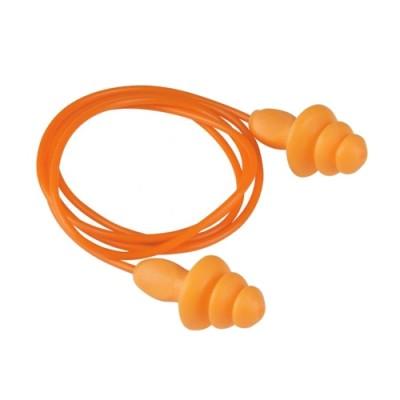 ปลั๊กอุดหู สายส้ม PVC 1270 (NRR-24) 3M