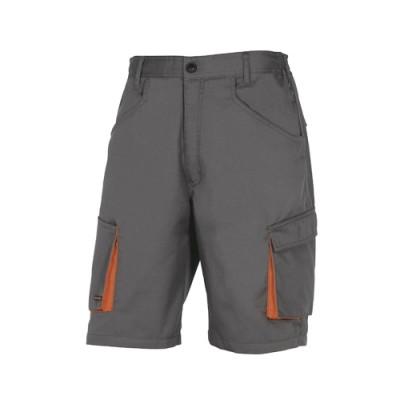 กางเกงขาสั้น M2BE2 DELTA สีเทา M DELTAPLUS