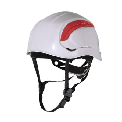 หมวกนิรภัย ABS GRANITE WIND DELTA สีขาว DELTAPLUS