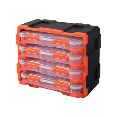 ชุดกล่อง4ชั้น เฟรมBOXRACK 320670 TACTIX