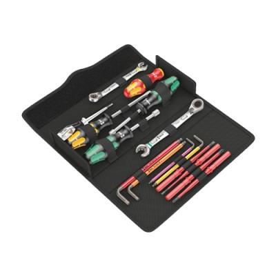 ชุด Kraftform Kompakt SH 2 Plumkit WERA