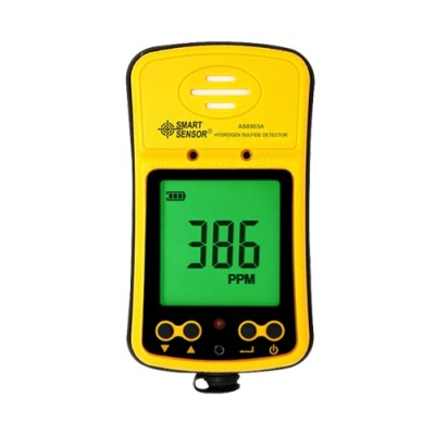 เครื่องตรวจจับแก๊ส H2S AS8903A UNI-T
