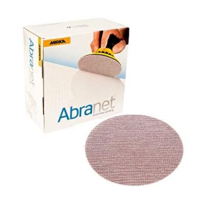 """กระดาษทรายขัด MIRKA ABRANET 6"""" P80"""
