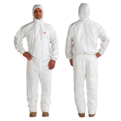 ชุดป้องกันฝุ่น ละออง และสารเคมี รุ่น 4545 ไซส์ L