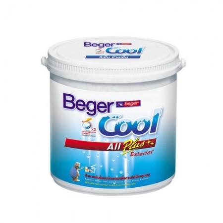 สีน้ำภายนอก คูลออลพลัส D BEGER 1GL