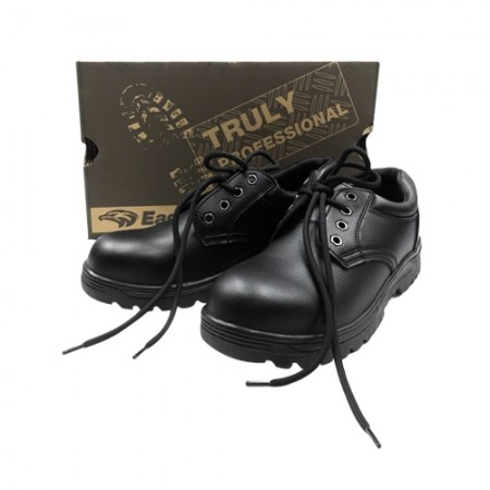 รองเท้าเซฟตี้ (005) สีดำ, 45