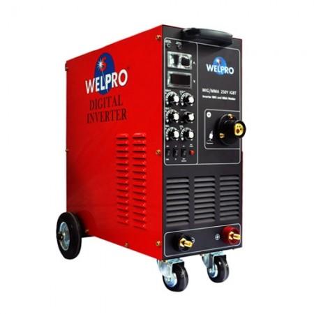 ตู้เชื่อมไฟฟ้า MIG WELMIG 250Y WELPRO