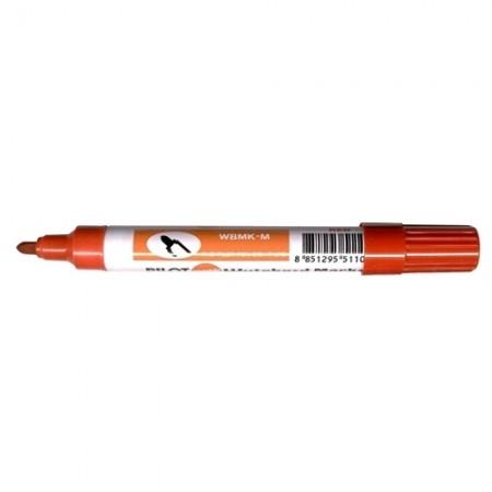 ปากกาไวท์บอร์ด กลม สีแดง PILOT