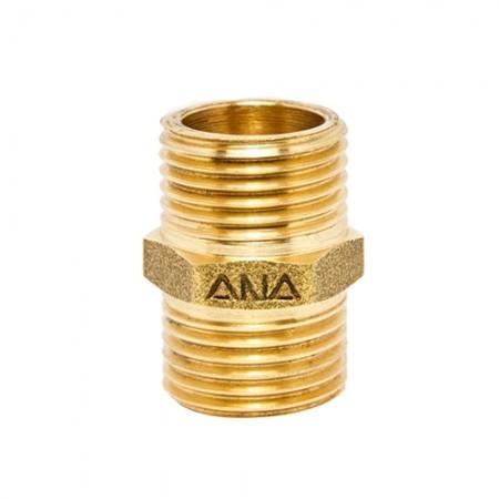 นิปเปิ้ล ทองเหลือง 1 ANA NI303