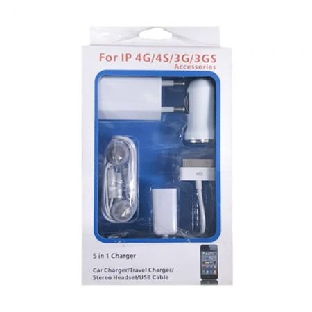 ชุดเซ็ทชาร์ต 5IN1 4G JS-2370-2 ARGO