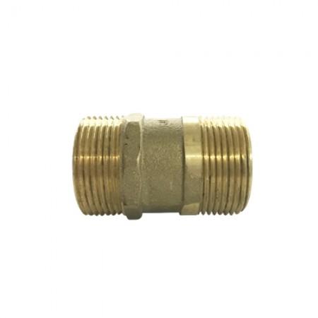 แป๊ปเกลียว ทองเหลือง 1.1/4 ANA SP306
