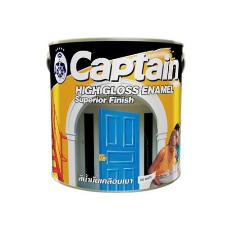 สีน้ำมัน 519 CAPTAIN
