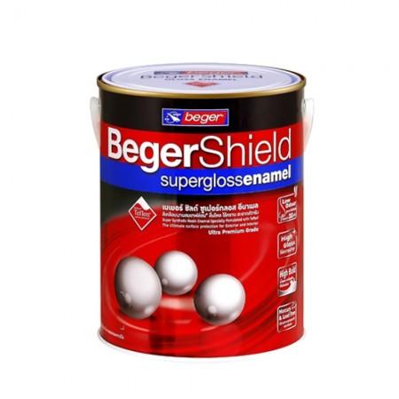 สีน้ำมัน เบเยอร์ชิลด์ D  1/4 BEGER