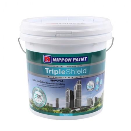 สีน้ำภายนอก C ทริปเปิ้ลชิล  เนียน NIPPON