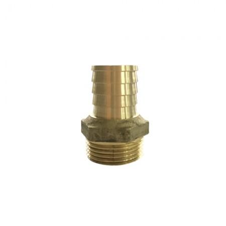 สวมยางลด ทองเหลือง 1.1/2 ANA HU307