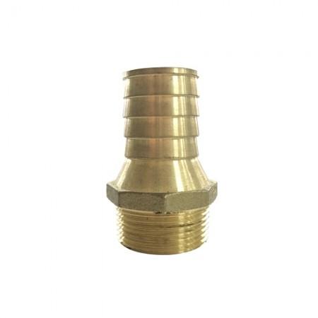 สวมยางลด ทองเหลือง 2 ANA HU307