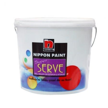 สีรองพื้นปูนใหม่ ซูเปอร์เซิฟ 1GL  NIPPON