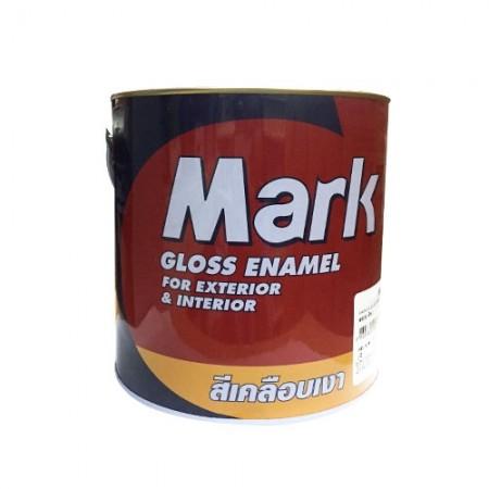 สีน้ำมัน M870 มาร์ค CAPTAIN ดำ
