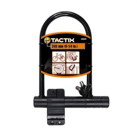 bikeLock  ตัวU 508201 7 TACTIX