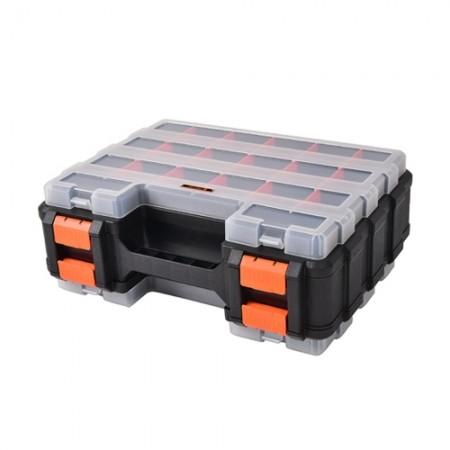 กล่องเก็บของทรงกระเป๋า 4 ด้าน 320041 TACTIX