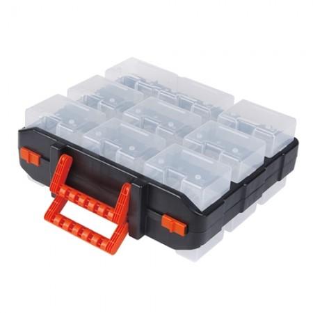 กล่องเก็บของ 2 ด้าน 16pc 320602 TACTIX