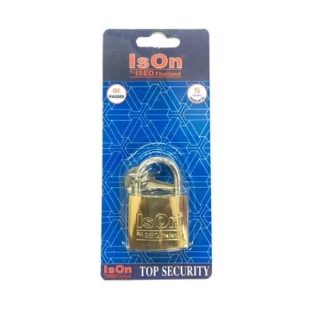 กุญแจ รุ่นประหยัด 38มม ISEO