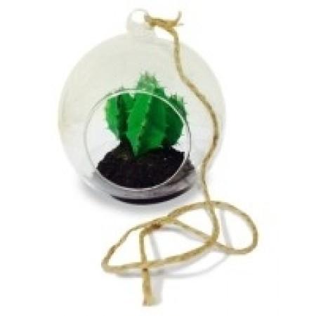 ต้นไม้ประดิษฐ์ในแก้วกลม 4546 COSTO