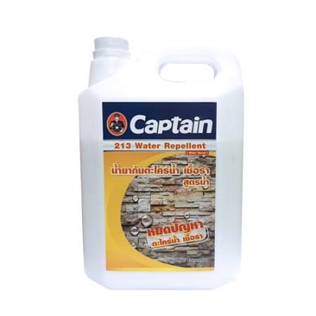 น้ำยากันตะไคร่น้ำ สูตรน้ำ 213 CAPTAIN