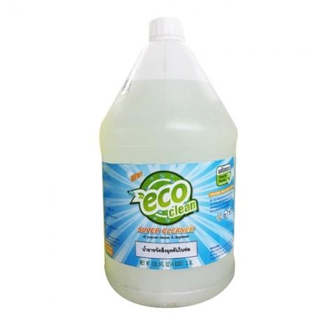 น้ำยาขจัดสิ่งอุดตันในท่อ22 ECOCLEAN 3.8L