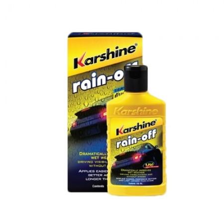 น้ำยาเคลือบกระจก เรนออฟ 150ml. KARSHINE