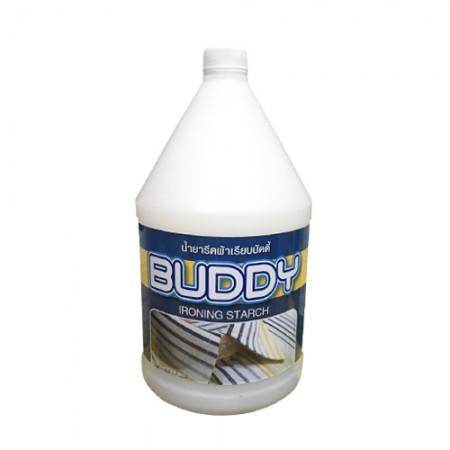 น้ำยารีดผ้าเรียบ BUDDY 3.8L