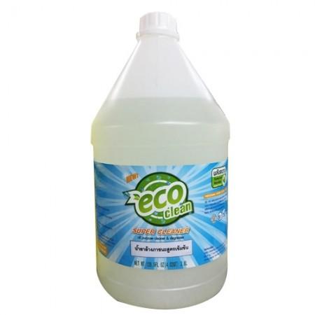น้ำยาล้างภาชนะสูตรเข้ม 08 ECOCLEAN 3.8L