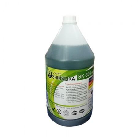 น้ำยาหล่อเย็น น้ำ SK-603 4L SHINSEIKA