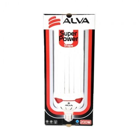 หลอดประหยัดไฟ เดย์ไลท์ ALU-200W E40 ALVA
