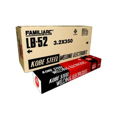 ลวดเชื่อมไฟฟ้า 3.2มม.  LB52  KOBE