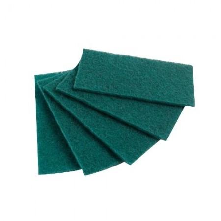 สก็อตไบรท์ 4.5*6  3M สีเขียว