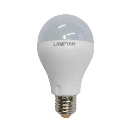 หลอดไฟ LED MOTION SENSOR 7W WarmWhite LAMPTAN