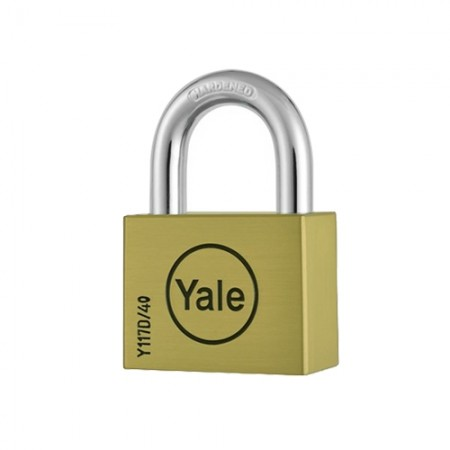 กุญแจคล้อง ระบบ DISC BD40 YALE