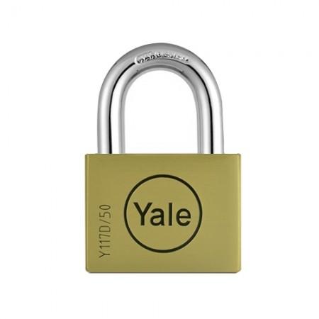 กุญแจคล้อง ระบบ DISC BD50 YALE