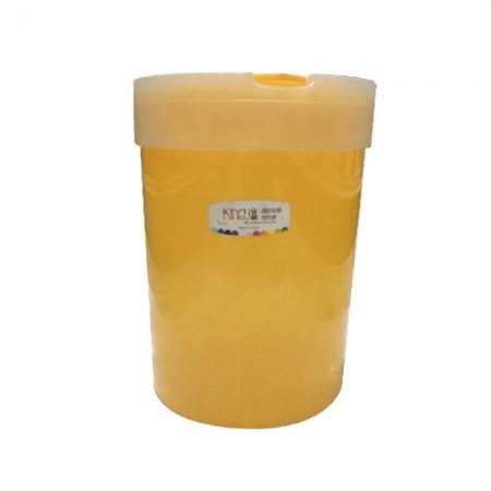 ถังขยะพลาสติกเนื้อใสฝากดเปิด L38972 COSTO