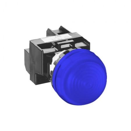 ไพล็อตแลม22มม LED YW1P-2EQM3/220V น้ำเงิน IDEC