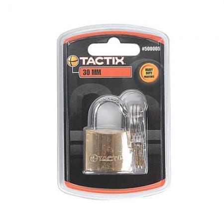 กุญแจทองเหลือง 500005 30มม. TACTIX