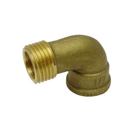 ข้องอทองเหลือง .1/2 SL145-015 ผม.ANA