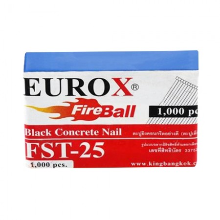 ตะปูยิงคอนกรีต FST25 EUROX