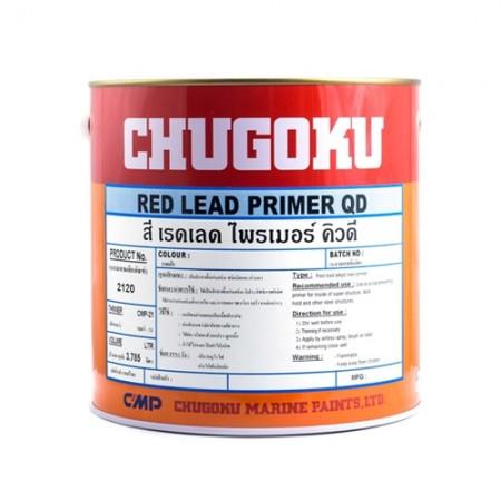 สีกันสนิม RED LEAD PRIMER QD CHUKOKU