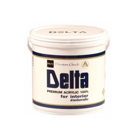 สีน้ำภายใน อะคริลิค E DELTA 1GL