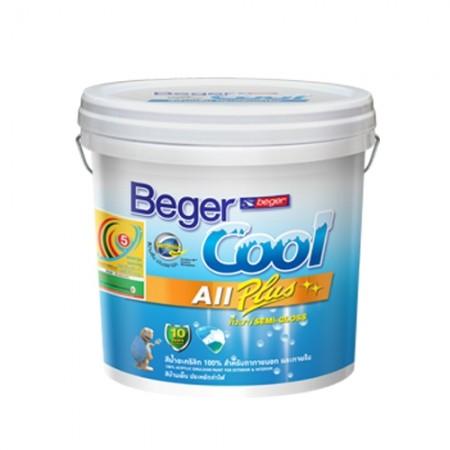 สีน้ำภายใน เบเยอร์คูล ออลพลัสA BEGER 2.5
