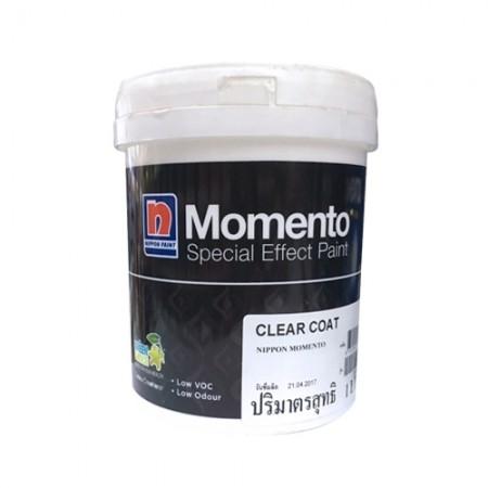 สีเคลือบกันน้ำ โมเมนโต้ เคลีย NIPPON