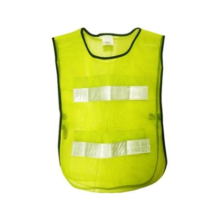 เสื้อจราจรสะท้อนแสง สีเขียว EAGLE